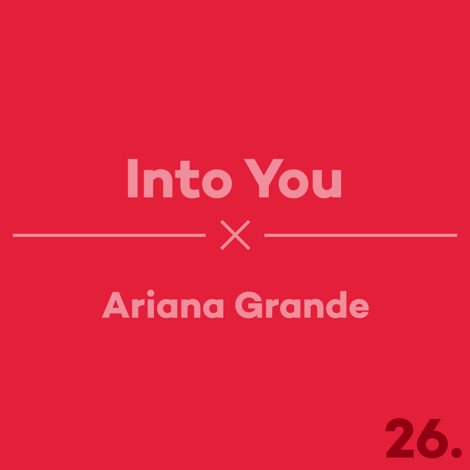 Into You | Pop Unmuted Mariah Carey Songs